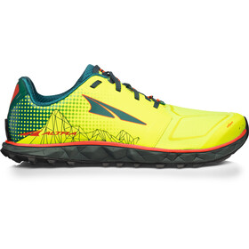 Altra Superior 4 Running Shoes Herrer, neon/blue